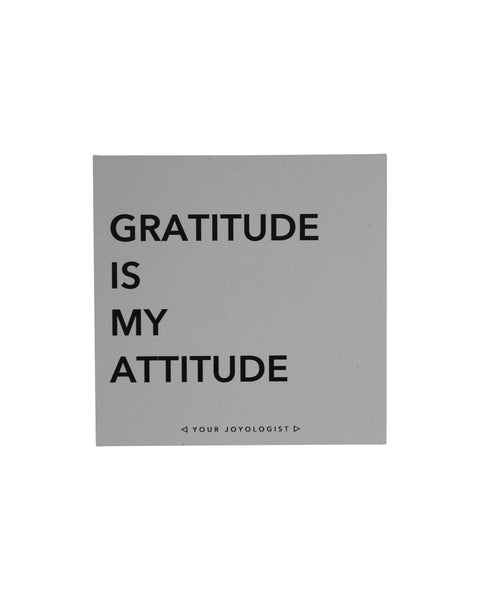Gratitude is My Attitude - magnet