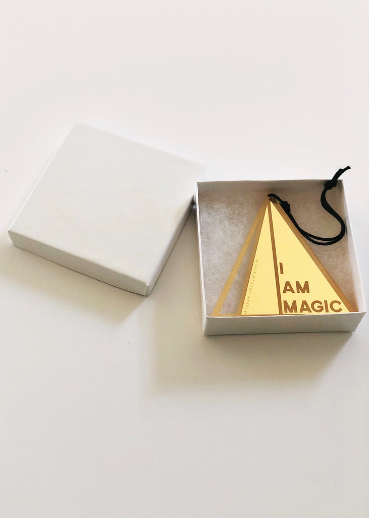 "I am Magic *special edition"" Ornament"