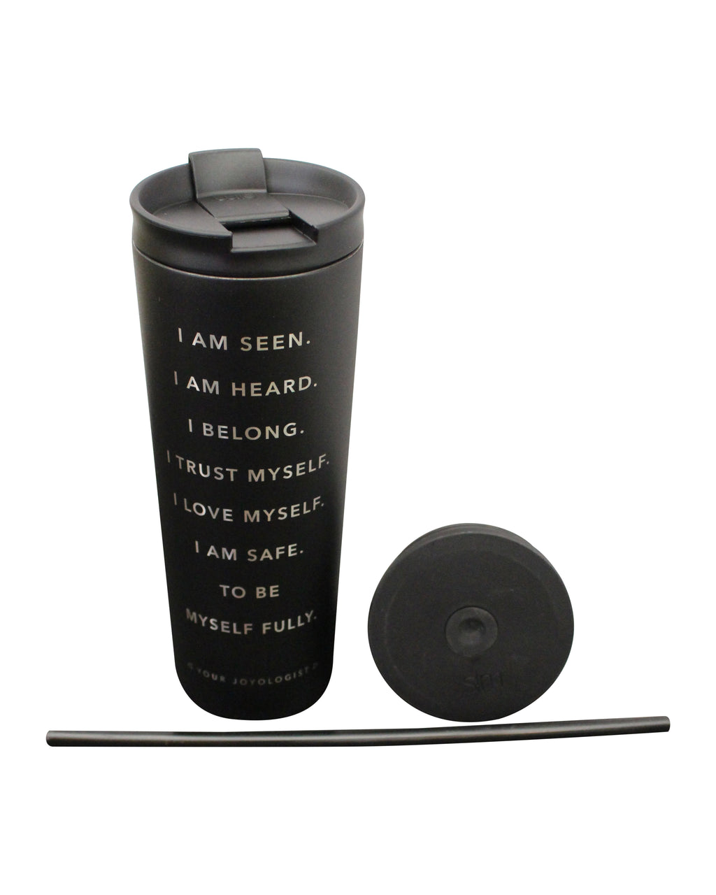 I am seen. - Insulated Tumbler **LIMITED AVAILABILITY**