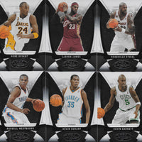 2009 2010 Panini CERTIFIED Basketball Series Complete Mint Basic 150 Card Set with Kobe Bryant and Lebron James Plus