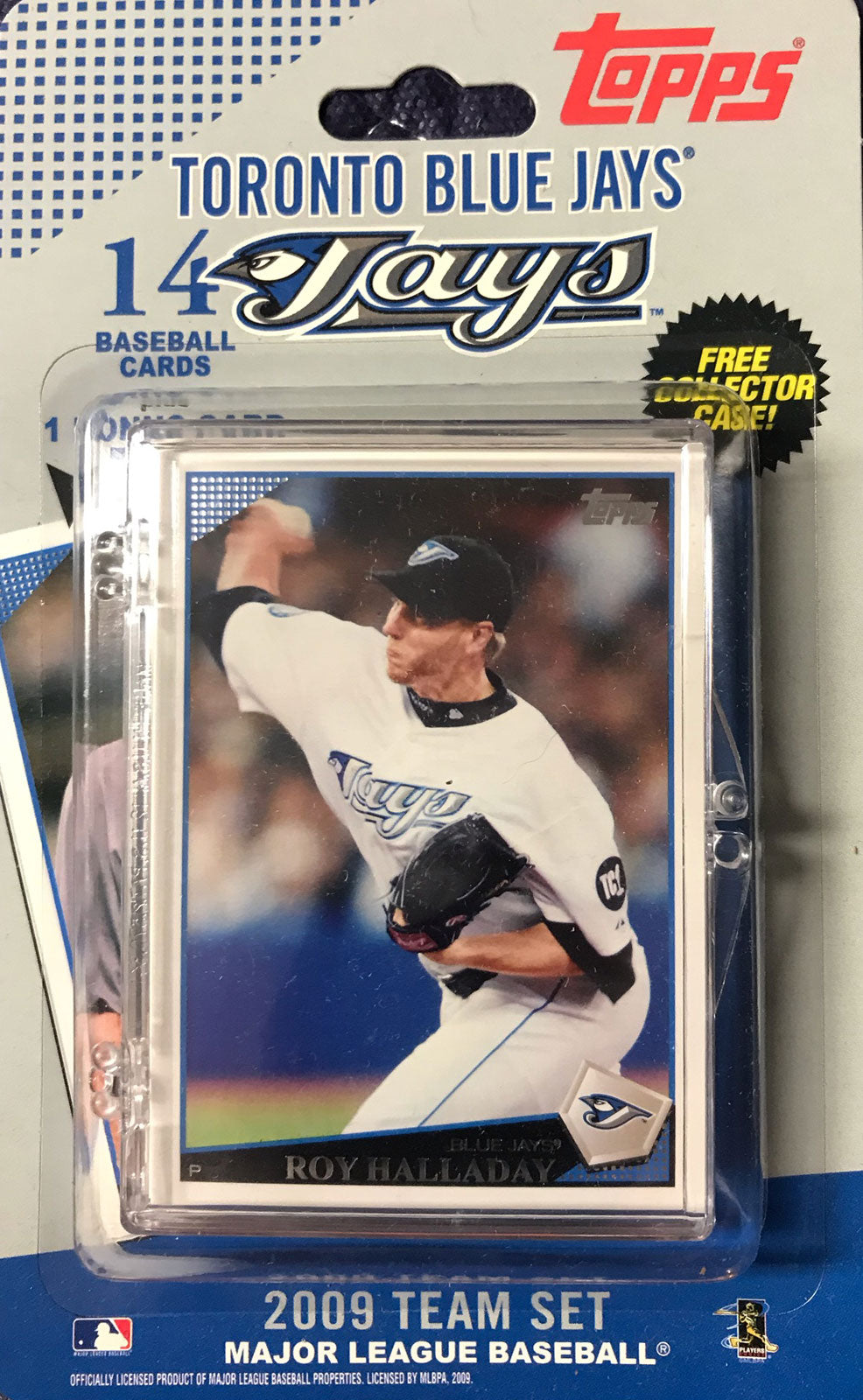 Toronto Blue Jays  2009 Topps Factory Sealed 15 Card Team Set