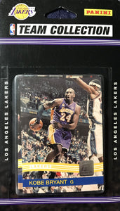Los Angeles Lakers 2010 2011 Donruss Factory Sealed Team Set