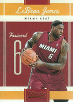 2010 2011 Panini CLASSICS Basketball Series Complete Mint Basic 100 Card Set with Lebron James Plus