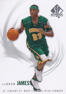 2010 2011 Upper Deck SP Authentic Basketball Series Complete Mint 100 Card Set with Stars and Hall of Famers