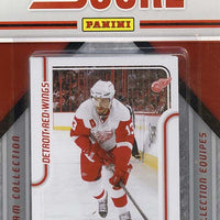 Detroit Red Wings 2011 / 2012 Score Factory Sealed Team Set