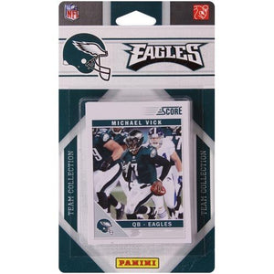 Philadelphia Eagles 2011 Score Factory Sealed Team Set