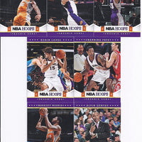 Phoenix Suns  2012 2013 Hoops Factory Sealed Team Set with Markieff Morris Rookie Card