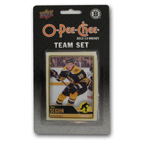 Boston Bruins 2012 / 2013 O Pee Chee  Factory Sealed Team Set