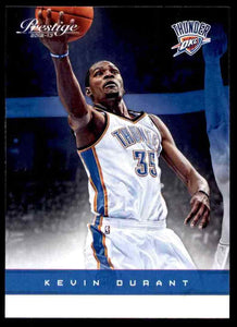 Kevin Durant 2012 2013 Panini Prestige Basketball Series Mint Card #41