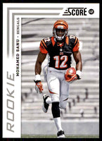 Cincinnati Bengals  2012 Score Factory Sealed Team Set with Rookie cards of Marvin Jones and Mohamed Sanu Plus