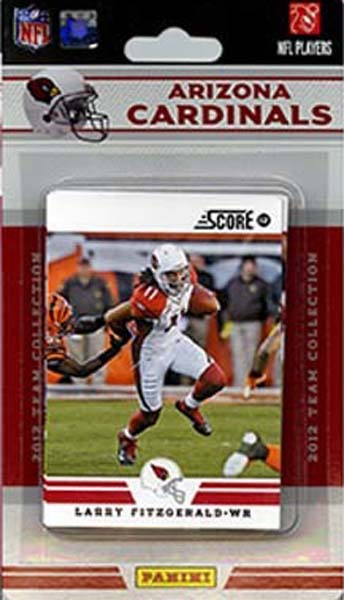 Arizona Cardinals 2012 Score Factory Sealed Team Set