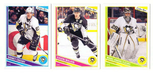 2013 2014 O Pee Chee OPC Hockey Complete Mint Basic 500 Card Set with Hall of Famers