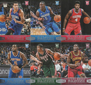 2013 2014 Panini Series NBA Basketball Complete Mint 200 Card Set with Giannis Antetokounmpo Rookie Card #194 Plus