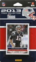 New England Patriots 2013 Score Factory Sealed Team Set