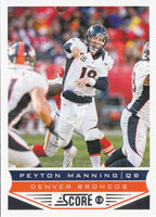 Denver Broncos  2013 Score Factory Sealed Team Set