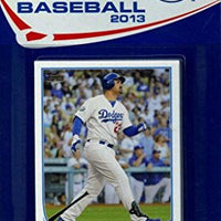 Los Angeles Dodgers  2013 Topps Factory Sealed 17 Card Team Set
