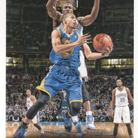 Stephen Curry 2014 2015 Hoops Basketball Series Mint Card #9