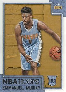 Denver Nuggets 2015 2016 Hoops Factory Sealed Team Set