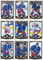 New York Rangers  2015 / 2016 O Pee Chee Factory Sealed Team Set