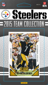 Pittsburgh Steelers 2015 Score Factory Sealed Team Set