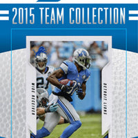 Detroit Lions  2015 Score Factory Sealed Team Set