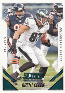 Philadelphia Eagles 2015 Score Factory Sealed Team Set