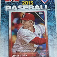 Philadelphia Phillies 2015 Topps Factory Sealed 17 Card Team Set
