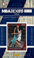 Miami Heat  2016 2017 Hoops Factory Sealed Team Set