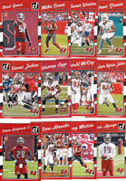 Tampa Bay Buccaneers  2016 Donruss Factory Sealed Team Set