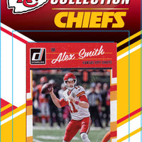 Kansas City Chiefs 2016 Donruss Factory Team Set