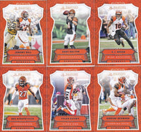 Cincinnati Bengals  2016 Panini Factory Sealed Team Set