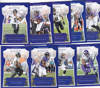 Baltimore Ravens 2016 Panini Factory Sealed Team Set