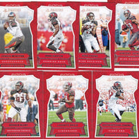 Tampa Bay Buccaneers  2016 Panini Factory Sealed Team Set