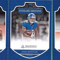 New York Giants 2016 Panini Factory Sealed Team Set