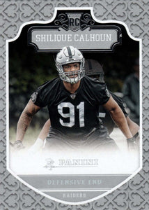 Oakland Raiders  2016 Panini Factory Sealed Team Set