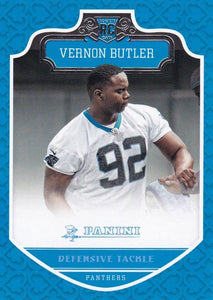 Carolina Panthers  2016 Panini Factory Sealed Team Set