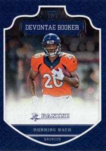 Denver Broncos  2016 Panini Factory Sealed Team Set