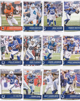 Indianapolis Colts  2016 Score Factory Sealed Team Set