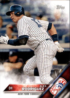 New York Yankees 2016 Topps Factory Sealed 17 Card Team Set