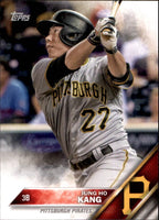 Pittsburgh Pirates  2016 Topps Factory Sealed 17 Card Team Set