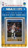 Golden State Warriors  2017 2018 Hoops Factory Sealed Team Set