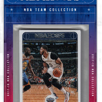 New Orleans Pelicans 2017 2018 Hoops Factory Sealed Team Set