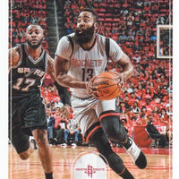 Houston Rockets 2017 2018 Hoops Factory Sealed Team Set