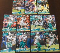 Miami Dolphins 2017 Prestige Factory Sealed Team Set
