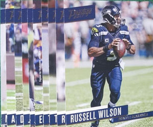Seattle Seahawks 2017 Prestige Factory Sealed Team Set