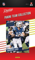 Indianapolis Colts 2017 Prestige Factory Sealed Team Set