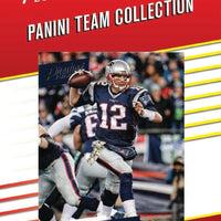 New England Patriots 2017 Prestige Factory Sealed Team Set