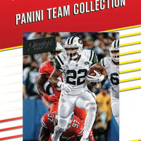 New York Jets  2017 Prestige Factory Sealed Team Set
