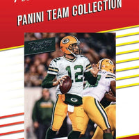 Green Bay Packers 2017 Prestige Factory Sealed Team Set