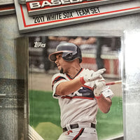 Chicago White Sox 2017 Topps Factory Sealed 17 Card Team Set